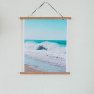 """Ocean Blues"" - 11x14 Wall Art Print"